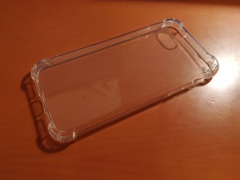 セリアのiPhoneカバー(表)