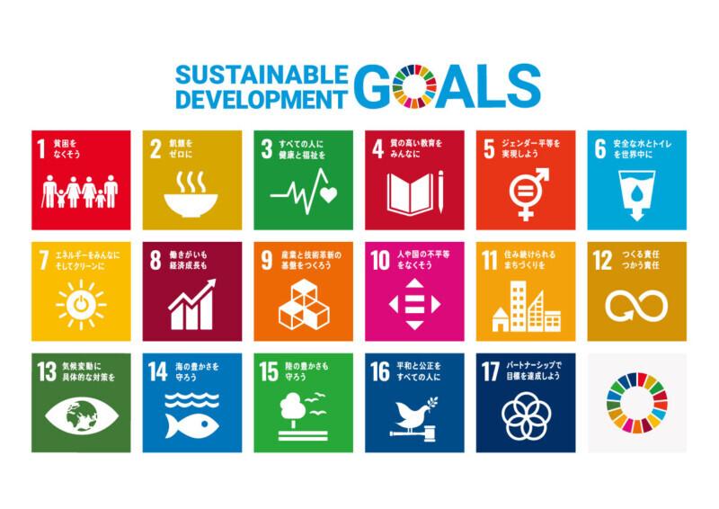 SDGsの全目標